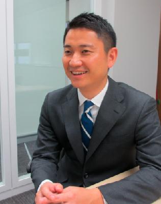 株式会社 コーポレート・アドバイザーズM&A 企業提携第二部 アドバイザー 橋本 真一の写真