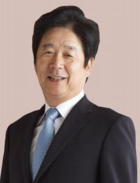 西武信用金庫 理事長 落合寛司氏の写真